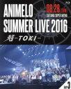 【中古】 Animelo Summer Live 2016 刻−TOKI−8.28(Blu−ray Disc) /(オムニバス),筋肉少女帯×angela,筋肉少女 【中古】afb