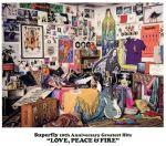 【中古】LOVE,PEACE&FIRE(通常盤)/Superfly【中古】afb