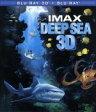 【中古】 IMAX:DEEP SEA 3D&2D(Blu−ray Disc) /ドキュメント・バラエティ,ジョニー・デップ(ナレーション),ケイト・ウィンスレット( 【中古】afb