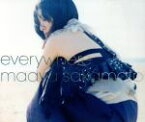 【中古】 坂本真綾 15周年記念ベストアルバム everywhere(初回限定盤) (2SHM−CD+DVD) /坂本真綾 【中古】afb