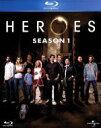 【中古】 HEROES シーズン1 ブルーレイBOX(Blu−ray Disc) /マイロ・ヴィンティミリア,マシ・オカ,ヘイデン・パネッティーア 【中古】afb
