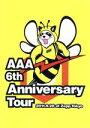 【中古】 AAA 6th Anniversary Tour 2011.9.28 at Zepp Tokyo /AAA 【中古】afb