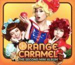 韓国(K-POP)・アジア, 韓国(K-POP)  THE SECOND MINI ALBUM ORANGE CARAMELAFTERSCHOOL afb
