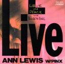 【中古】 Love & Peace & Rock'n roll /アン・ルイス 【中古】afb