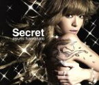 【中古】 Secret(DVD付) /浜崎あゆみ 【中古】afb