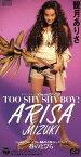 【中古】 【8cm】TOO SHY SHY BOY! /観月ありさ 【中古】afb