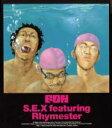 【中古】 S.E.X Featuring Rhymester /F.O.H 【中古】afb
