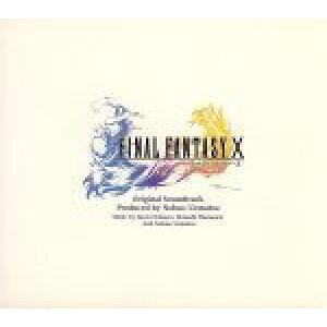 [Utilisé] FINAL FANTASY X ORIGINAL SOUNDTRACK / (Musique de jeu), Nobuo Uematsu (Musique) [Utilisé] afb