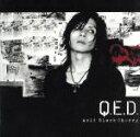 【中古】 Q.E.D.(ジャケットB)(DVD付) /Acid Black Cherry 【中古】afb