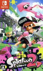 Nintendo Switch, ソフト  Splatoon 2 NintendoSwitch afb