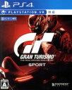 【中古】 GRAN TURISMO SPORT /PS4 【中古】afb