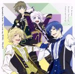 CD, アニメ  TVRSymmetric loveYou are my RIVAL DearDreamACE afb