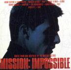 【中古】 ミッション:インポッシブル /(オリジナル・サウンドトラック) 【中古】afb