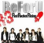 CD, アニメ  Red Rocket Rising BeForU afb