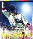 【中古】 山崎育三郎 LIVE TOUR 2018〜keep in touch〜(Blu−ray Disc) /山崎育三郎 【中古】afb