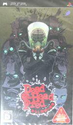 【中古】デッドヘッドフレッド〜首なし探偵の悪夢〜/PSP【中古】afb