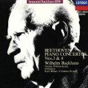 【中古】 ベートーヴェン:ピアノ協奏曲第3番・第4番 /ヴィルヘルム・バックハウス,カール・ベーム,クレメンス・クラウス