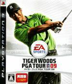 【中古】 タイガー・ウッズ PGA TOUR 09(英語版) /PS3 【中古】afb
