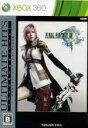 【中古】 ファイナルファンタジーXIIIアルティメットヒッツインターナショナル /Xbox360 【中古】afb