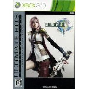 [Использовано] FINAL FANTASY XIII Ultimate Hits International / Xbox360 [Использовано] afb