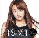 【中古】 Answer(初回生産限定盤B)(DVD付) /ノースリーブス(AKB48) 【中古】afb