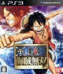 【中古】 ワンピース 海賊無双 /PS3 【中古】afb
