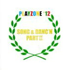 【中古】 PLAYZONE'12 SONG&DANC'N。PART II。オリジナル・サウンドトラック /(ミュージカル),今井翼,佐藤アツヒロ,中山優馬,屋良朝幸,ふぉ 【中古】afb