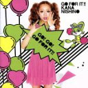 【中古】 GO FOR IT!!(初回生産限定盤)(DVD付) /西野カナ 【中古】afb