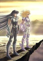 Knights Of The Zodiac dvd DVDBOX II ,,,, afb