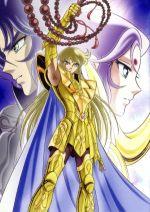 Knights Of The Zodiac dvd DVDBOX ,,,, afb