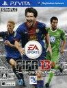 【中古】 FIFA13 ワールドクラス サッカー /PSVITA...