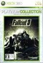 【中古】 Fallout 3 プラチナコレクション /Xbo...