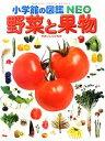 【中古】 野菜と果物 小学館の図鑑NEO20/板木利隆,畑中