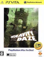 プレイステーション・ヴィータ, ソフト  GRAVITY DAZE PlayStationVita the Best PSVITA afb