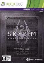 【中古】TheElderScrollsV:SkyrimLegendaryEdition/Xbox360【中古】afb