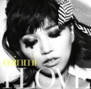 【中古】 I LOVE(初回限定盤)(DVD付) /MINMI 【中古】afb