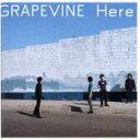 【中古】 Here /GRAPEVINE 【中古】afb