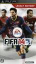 【中古】 FIFA14 ワールドクラス サッカー /PSP 【中古】afb