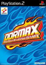 プレイステーション2, ソフト  DDRMAX DanceDanceRevolution 6thMIX PS2 afb