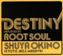 【中古】 DESTINY replayed by ROOT SOUL /沖野修也 【中古】afb