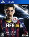 【中古】 FIFA14 ワールドクラス サッカー /PS4 【中古】afb