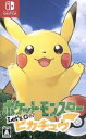 【中古】 ポケットモンスターLet'sGo!ピカチュウ /NintendoSwitch 【中古】afb