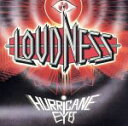 【中古】 HURRICANE EYES /LOUDNESS 【中古】afb