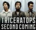 【中古】 SECOND COMING /TRICERATOPS 【中古】afb