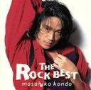 【中古】 THE ROCK BEST /近藤真彦 【中古】afb