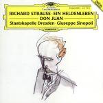 【中古】 R.シュトラウス:交響詩「ドンファン」 /シノーポリ/ドレスデン国立管弦楽団 【中古】afb