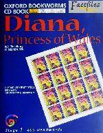 【中古】 Diana,Princess of Wales OXFORD BOOKWORMS Factfiles CD BOOK/藤丸幸生(訳者),TimVicary( 【中古】afb
