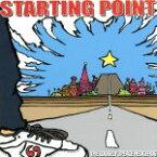 【中古】 STARTING POINT /THE LOOSELY 3PEACE HEDGEHOG 【中古】afb