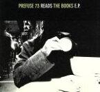 【中古】 Prefuse 73 Reads The Books E.P. /プレフューズ73 【中古】afb