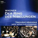 【中古】 ワーグナー:序夜と3日間の舞台祭典劇「ニーベルングの指環」全曲 /朝比